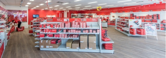 Hilti, preferred BT Konspet in Malatya Store!